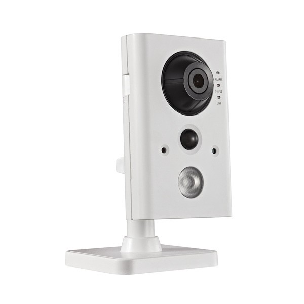VALUE VCIF1-1W Cube IP Kamera 1MP, Indoor, 2,8mm, IR, PIR, PoE, WLAN