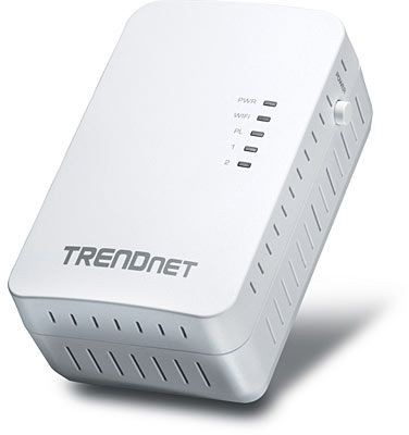 TRENDnet TPL-410AP Powerline Adapter 500Mbps AV2 Wireless Access Point