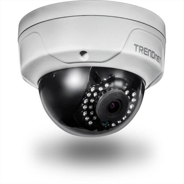 Trendnet TV-IP315PI Indoor/Outdoor 4 MP PoE Tag-/Nacht-Netzwerk-Kuppelkamera