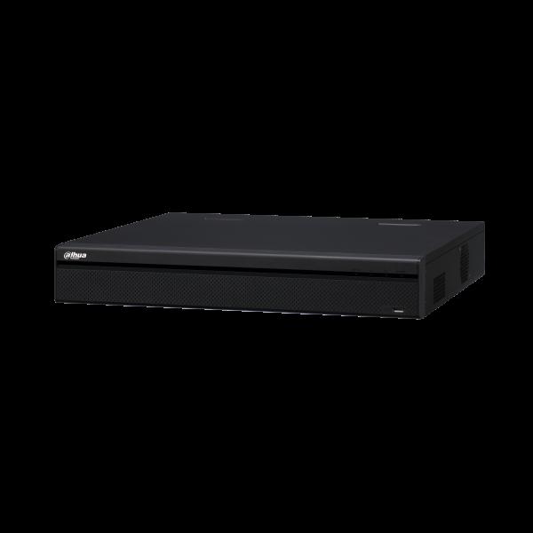 DAHUA NVR5416-16P-4KS2 NVR, 16 Kanäle, 16x PoE, 4x HDD, 2x HDMI/VGA Ausgang