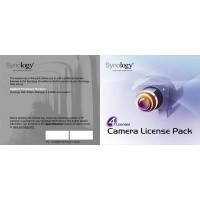 Synology CAMPACK4, Kameralizenzpaket, 4 Kameras