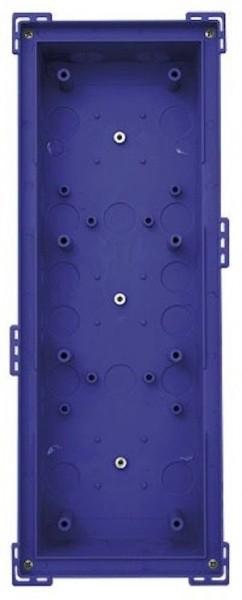 MOBOTIX MX-OPT-Box-3-EXT-IN 3er Unterputzgehäuse