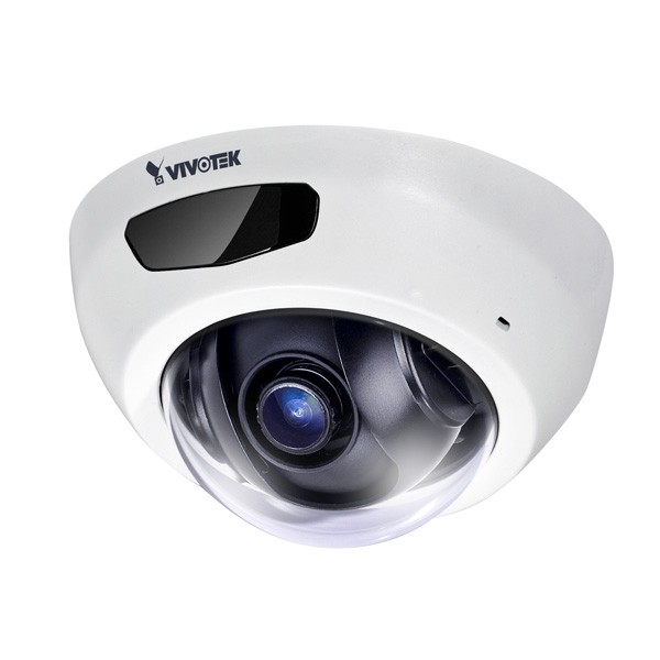 VIVOTEK FD8166A-N Fixed Dome IP Kamera 2MP, Indoor, 940nm IR, PoE, 2,8mm, VIVOcloud