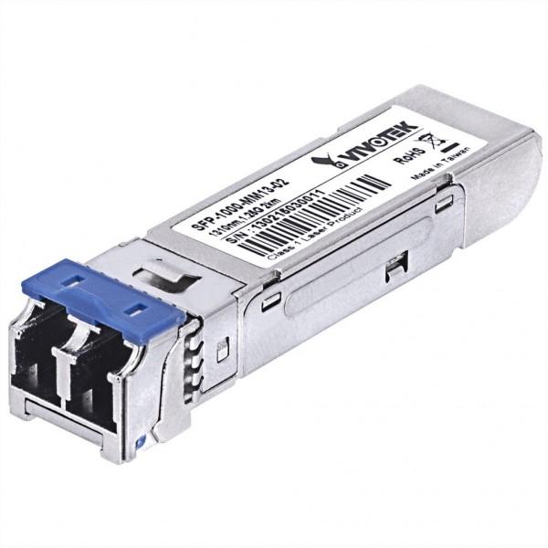 VIVOTEK SFP-1000-SM13-40I Gigabit Industrie SFP Transceiver, SM, 40km (-40°C)