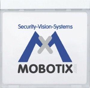 MOBOTIX MX-Info1-EXT-PW Infomodul mit LEDs, weiß