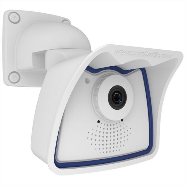 MOBOTIX M26B AllroundMono Kamera 6MP mit B016 Objektiv (180° Tag), IP66 und IK10