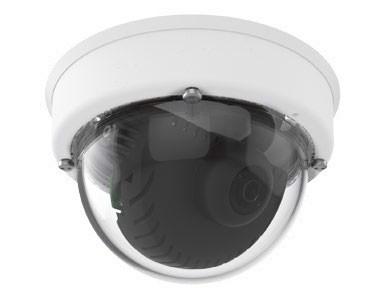 MOBOTIX v26B-Indoorkamera 6MP mit B036 Objektiv (103° Tag) weiss, IP20 und IK10