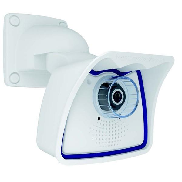 MOBOTIX M25 AllroundMono-Kamera 6MP, mit N237 Objektiv (15° Nacht)