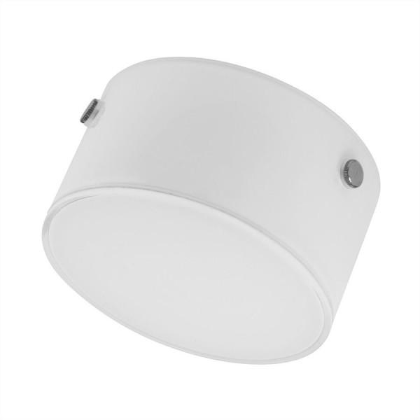 OSRAM LUNIVE SOLE LED Wand/Deckenleuchte 8W, 4000K, 400lm, 100mm Ø, Glas, A, A+, A++