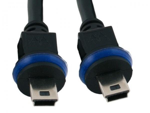 MOBOTIX MX-CBL-MU-STR-05 232-IO-Box Kabel für D/S/V1x, 0,5 m