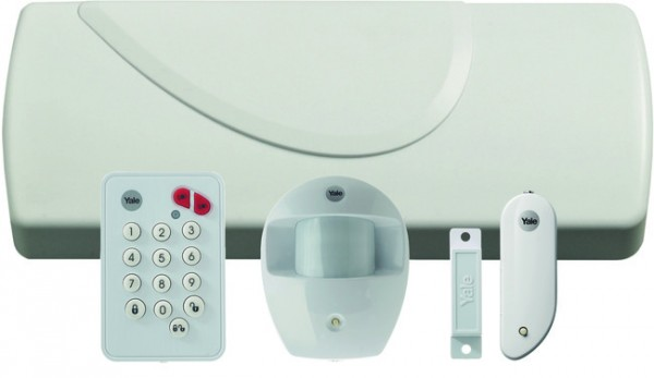 Yale Standard Alarm SR-1100i Set