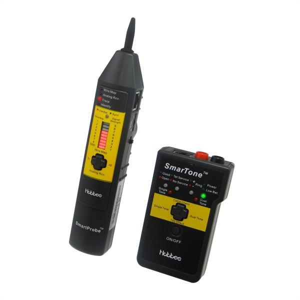 HOBBES SMART Digital Kabelsuch- und Testgerät Kit