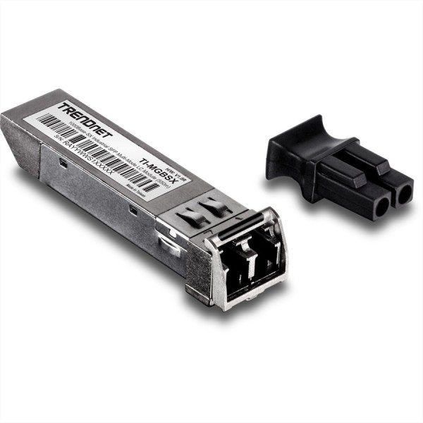 TRENDnet TI-MGBSX GBIC 1000-Base-SX LC Industrial Multi-Mode 550m