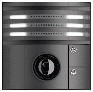 MOBOTIX T26-Kameramodul 6MP mit B016 Objektiv (180° Tag) dunkelgrau