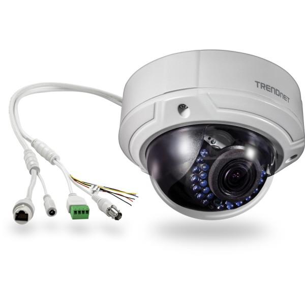 TRENDnet TV-IP341PI Network Camera Outdoor PoE 2MP Varifocal Day/Night