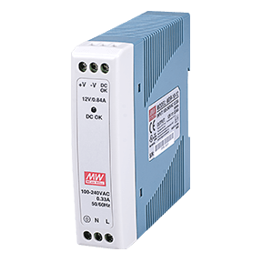 MEAN WELL MDR-10-12 Industrie DIN-Rail Netzteil, 12VDC/10W