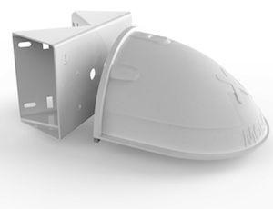 MOBOTIX MX-OPT-WHMH-Set Wand- & Mast-/Eckhalter-Set für Q2x/D2x/ExtIO
