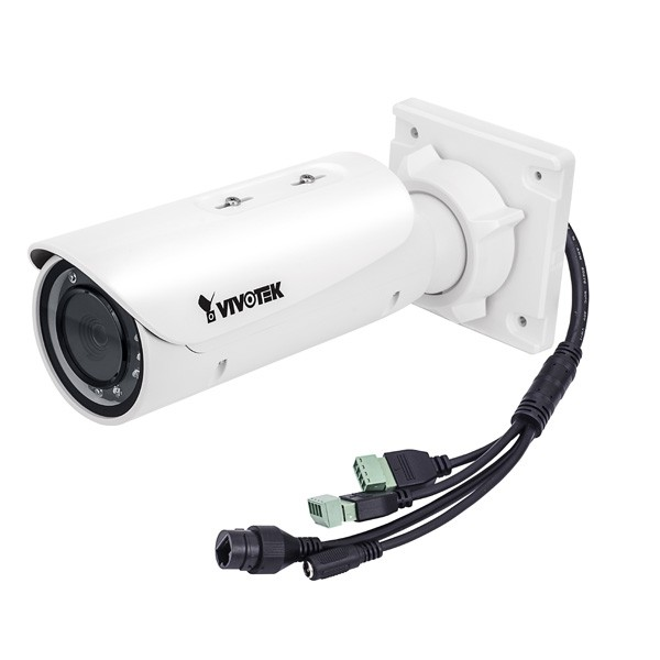 VIVOTEK IB9371HT Bullet IP Kamera 3MP, Outdoor, WDR Pro, IR, PoE, 3-9mm, IP66