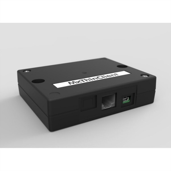 MOBOTIX PoE-versorgtes IP-Videointerface zur Livebildanzeige von Kameras/Türstationen (Mx-A-TCLIENTA