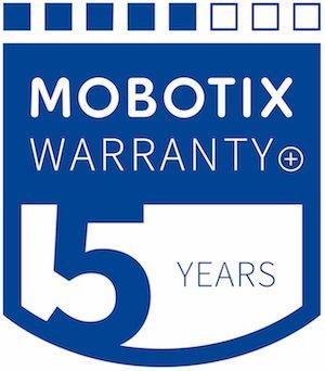 MOBOTIX 2 Jahr Garantieverlängerung für Outdoor-Videosysteme
