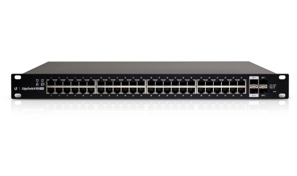 UBIQUITI ES-48-500W UniFi Managed PoE+ Gigabit Switch mit SFP