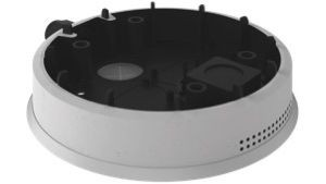 MOBOTIX Mx-M-OWA-AU Aufputzmontage-Set mit Audio für v26, weiß