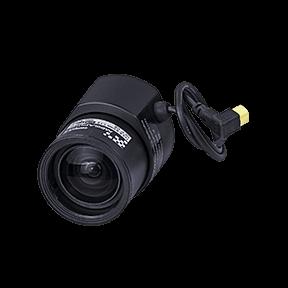 """VIVOTEK AL-246 Objektiv, P-Iris, F1,2 , 2,8 bis 8.5mm, 1/2.7"""" für IP8166"""