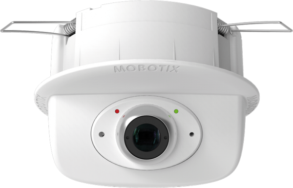 MOBOTIX p26-Indoorkamera 6MP mit B016 Objektiv (180° Nacht) IP20, AUDIO