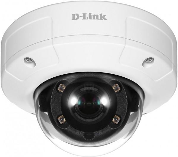 D-Link DCS-4605EV Vandal-Proof Outdoor Dome Kamera 5-Megapixel