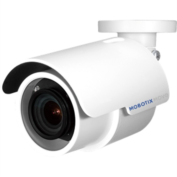 MOBOTIX MOVE Bullet Kamera 2MP, IP66, WDR, IR, 2.8-12mm (34-91°)
