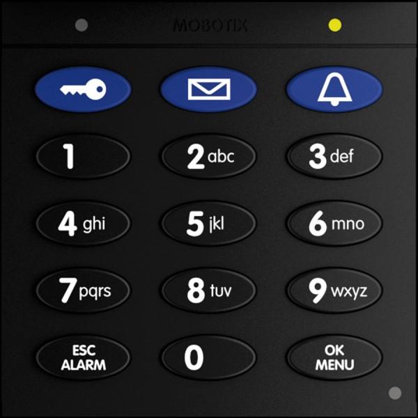 MOBOTIX KeypadRFID schwarz (Mx-A-KEYC-b)