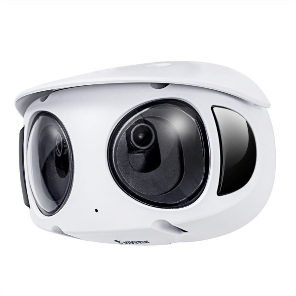 VIVOTEK MS9390-HV Multi-Sensor IP Kamera 8MP, Outdoor, 180° Panorama, PoE+