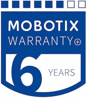 MOBOTIX 3 Jahr Garantieverlängerung für Outdoor-Videosysteme