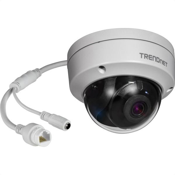 TRENDnet TV-IP1319PI 8MP PoE IP-Kamera Indoor/Outdoor 4K H.265 WDR IR Dome