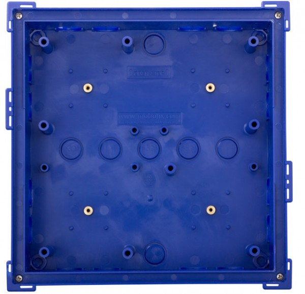 MOBOTIX MX-OPT-Box-4-EXT-IN 4er Unterputzgehäuse