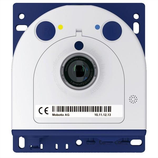 MOBOTIX S26A Hemispheric Kamera 6MP mit B016 Objektiv (180° Tag)