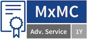MOBOTIX Mx-SW-MC-AS-1 MxMC Advanced Service Lizenz, 1 Jahr