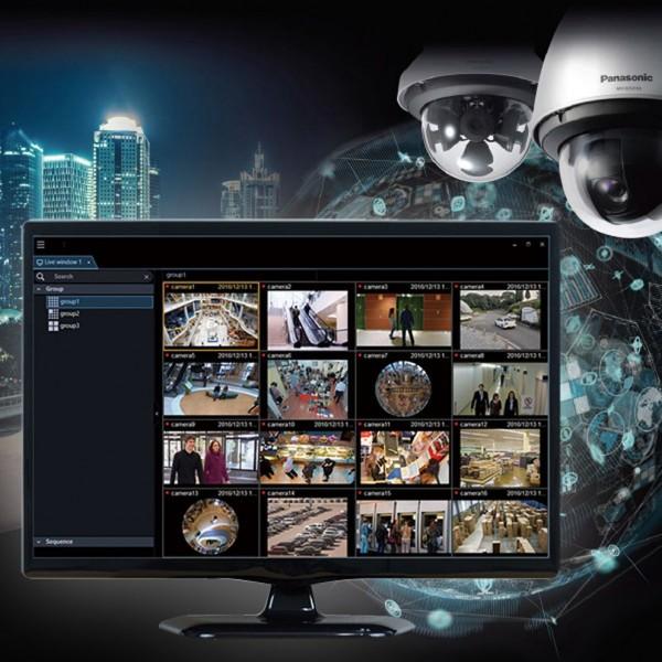 PANASONIC WV-ASE202W Managementsoftware Erweiterung für Multi-Rekorder-Systeme