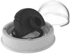MOBOTIX v26B-Indoorkamera 6MP ohne Objektiv (Nachtsensor) schwarz, IP20 und IK10