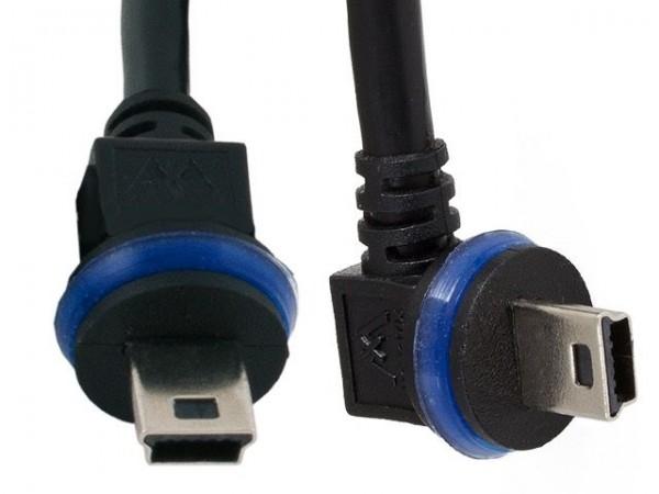 MOBOTIX MX-CBL-MU-EN-STR-5 232-IO-Box Kabel für M/Q/T2x, 5 m