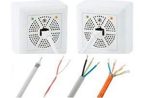 MOBOTIX MX-2WirePlus-Set-PW Mx2wire+ Set, Ethernet und PoE via Zweidrahtleitung