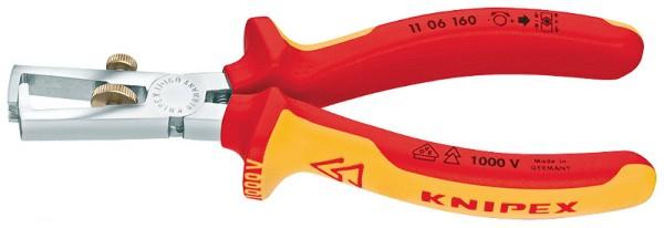 KNIPEX Abisolierzange 160 mm, VDE-geprüft
