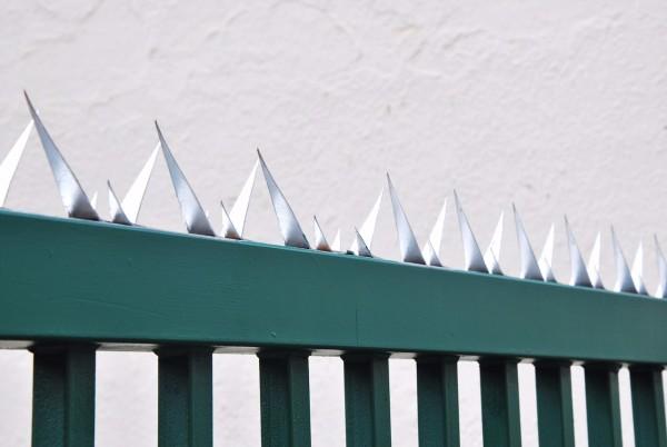 Wall Spikes - L: 1250 mm