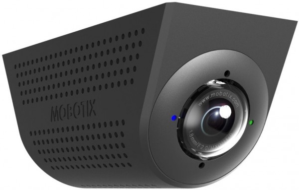 MOBOTIX MX-FLEX-OPT-SM-BL SurroundMount S1x, schwarz