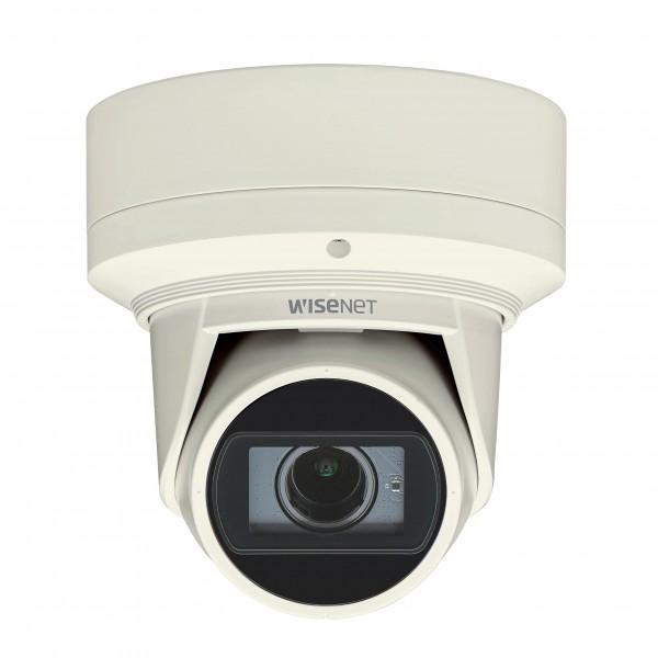 Hanwha QNE-6080RV 2MP-Netzwerk-IR-Flateye-Kamera