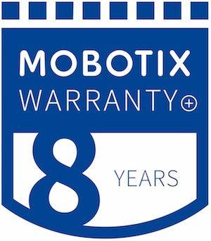 MOBOTIX 5 Jahr Garantieverlängerung für Outdoor-Videosysteme