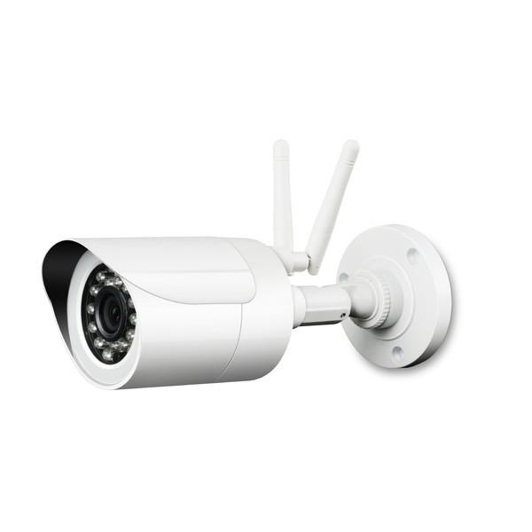 eTiger WiFi Cloud IP Cam Bullet ES-CAM3A mit 1280x720p Auflösung und IR LED für den Außenbereich
