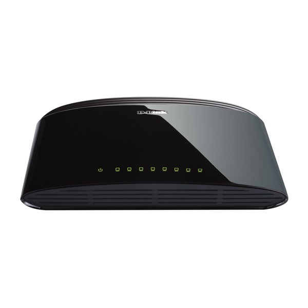 D-Link DES-1008D/E 8-Port Fast Ethernet Switch