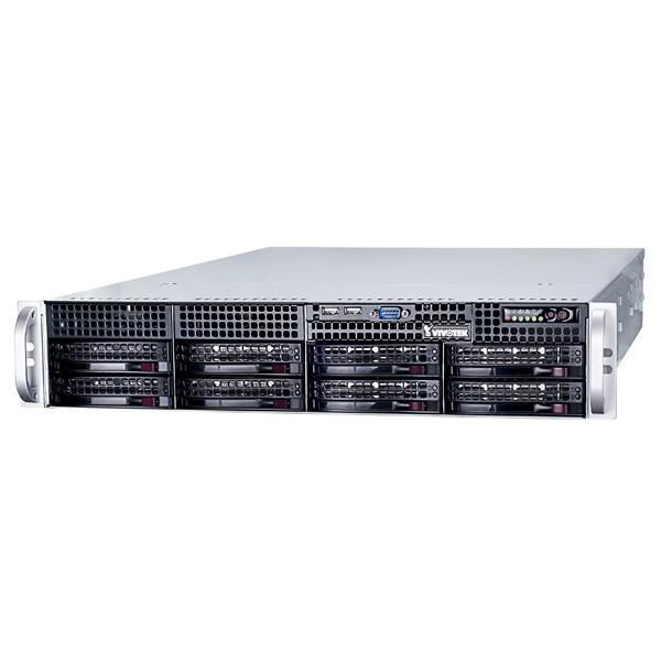 VIVOTEK NR9581 NVR, 32-CH, 8HDD, H.265, DP/HDMI/VGA