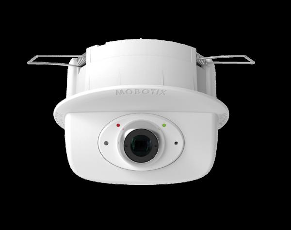 MOBOTIX p26B-Indoorkamera 6MP mit B016 Objektiv (180° Nacht) IP20 und IK06, AUDIO
